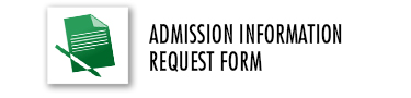 Admisison Info Request Form