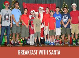2015 Christmas Breakfast With Santa Thumbnail Image