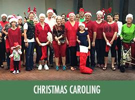 2015 Christmas Caroling Thumbnail