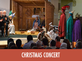 2015 Christmas Concert Thumbnail