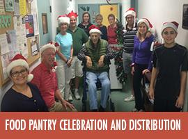 2015 Christmas Food Pantry Distribution Thumbnail