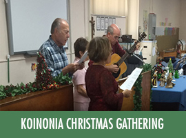 2015 Koinonia Christmas Gathering Thumbnail